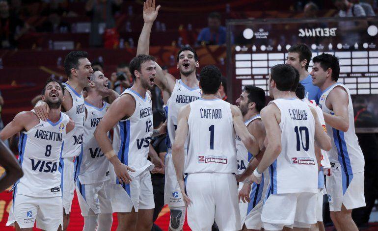 Argentina logra pase a final de Mundial derrotando a Francia