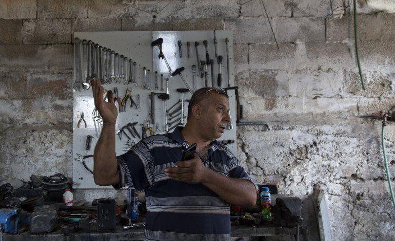 Impotencia palestina para frenar posible anexiones a Israel