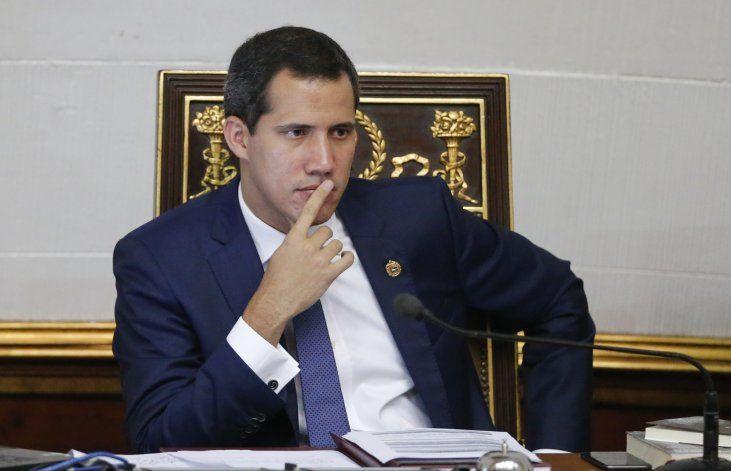 Investigan a Guaidó por supuesto vínculo con narcos Colombia