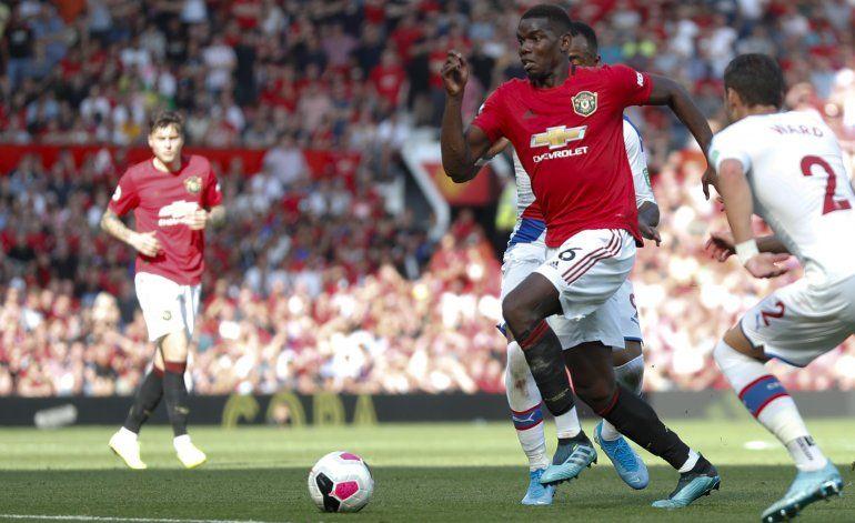 Pogba se suma a larga lista de lesionados del United