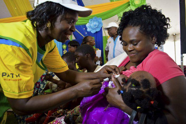Kenia comienza a vacunar a niños contra la malaria