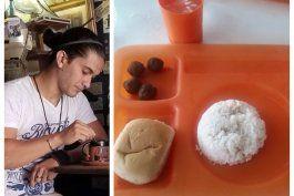 un trabajador de etecsa es despedido por publicar una foto de su almuerzo