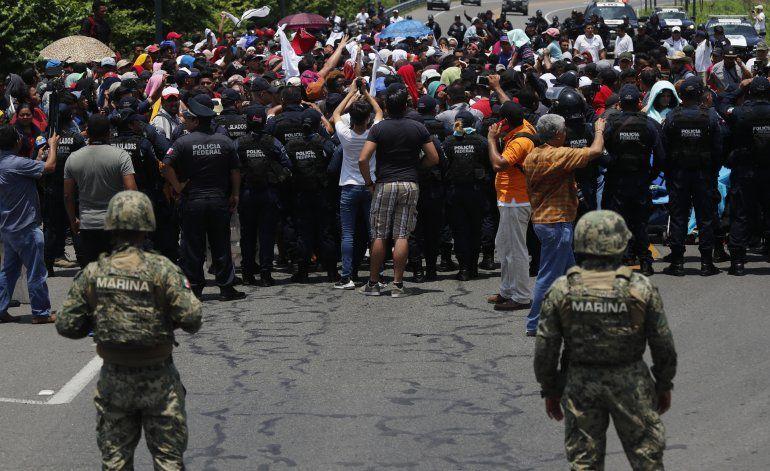 OIM pide articular respuesta regional ante crisis migratoria