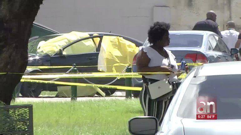 Asesinan a un hombre que intento que no le robaran su auto dentro de un condominio en Opa-Locka