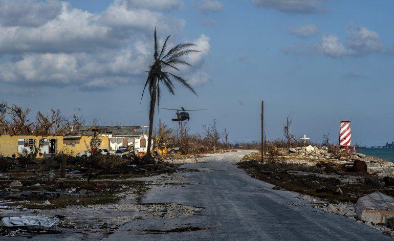 Se forma la tormenta tropical Humberto cerca de las Bahamas