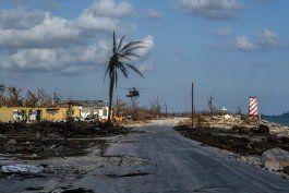 humberto se aleja de bahamas tras generar fuertes lluvias