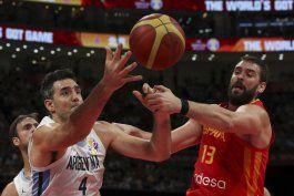 espana arrolla a argentina y conquista mundial de basquetbol