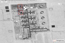 suben precios del crudo tras ataque en arabia saudi