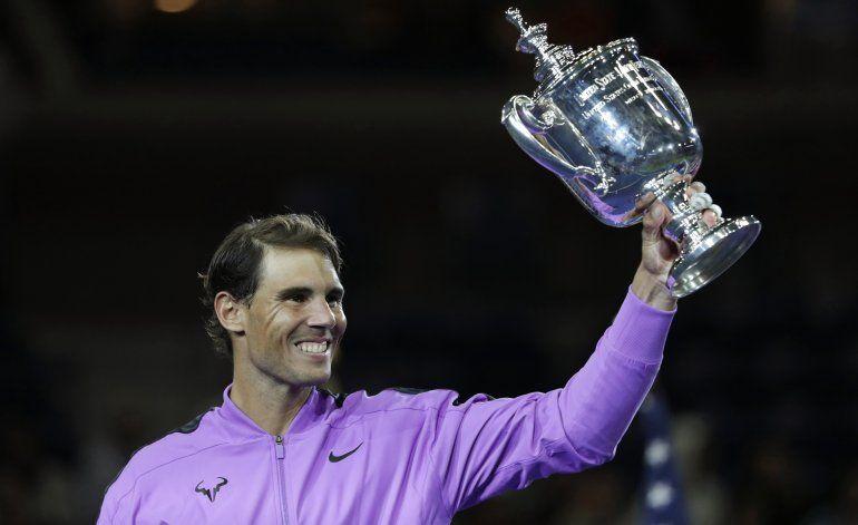 Nadal jugará en Perth en la Copa ATP, Argentina a Sydney