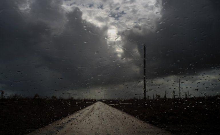 Tormenta tropical Humberto alcanza fuerza de huracán