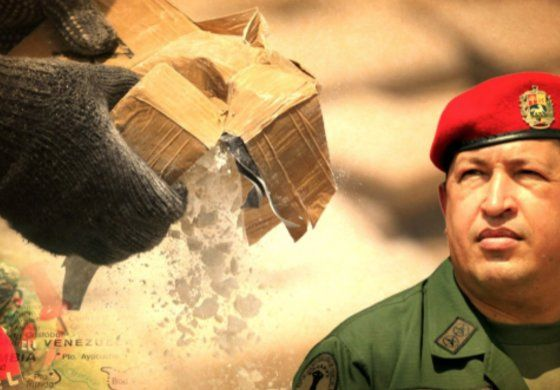 Revelan planes de Chávez para inundar a Estados Unidos de cocaína