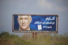 israel vota en repeticion de comicios centrados en netanyahu