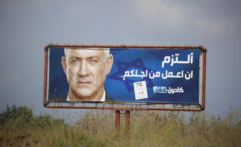 Israel vota en repetición de comicios centrados en Netanyahu