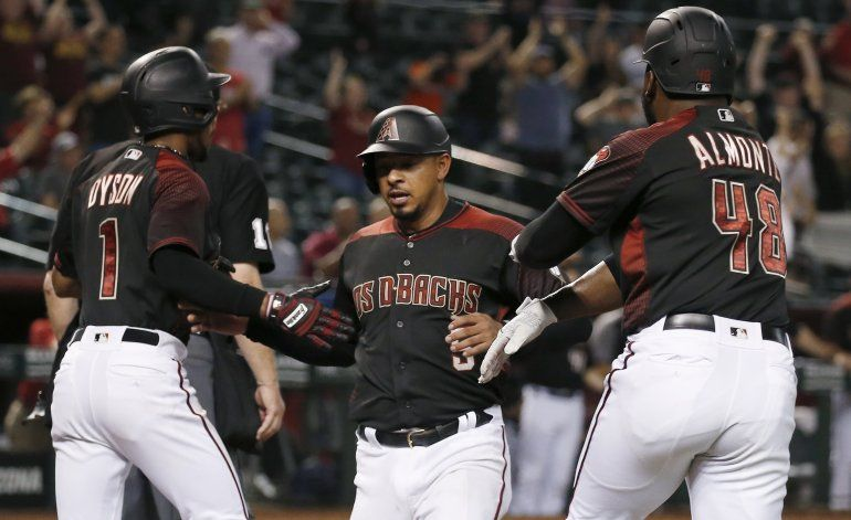 Ray domina, Diamondbacks remontan y ganan 7-5 a Marlins