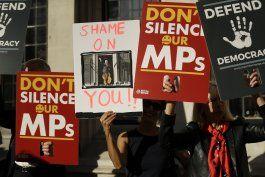 supremo britanico inicia vista sobre receso parlamentario