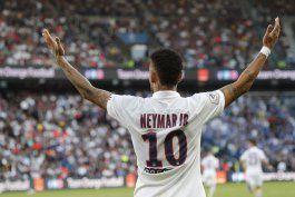 reducen a 2 juegos la sancion a neymar en champions