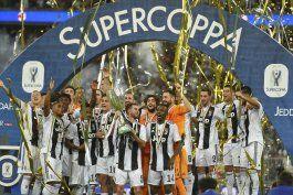 protestan contra super copa de italia en arabia saudi