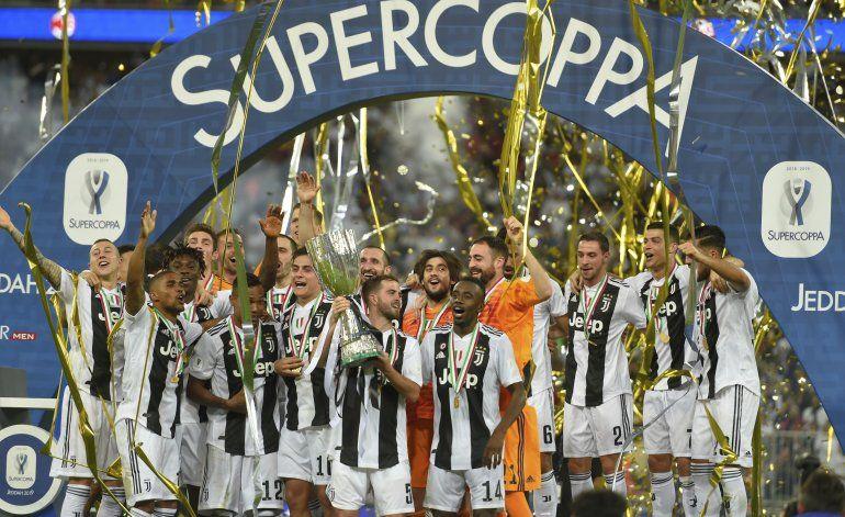 Protestan contra Super Copa de Italia en Arabia Saudí