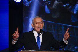 israel: netanyahu parece encaminado a reves electoral