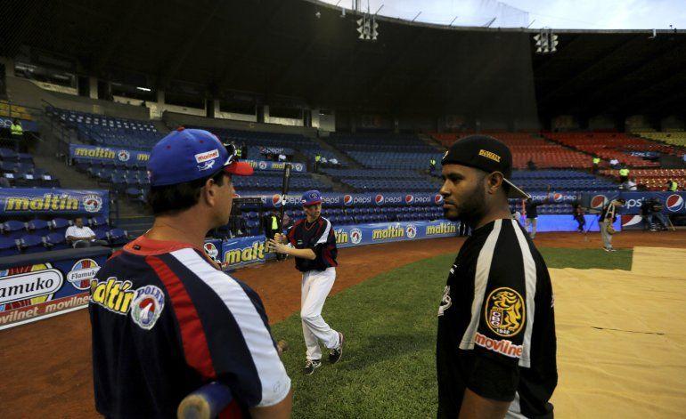 Venezuela posterga a noviembre su campeonato de béisbol
