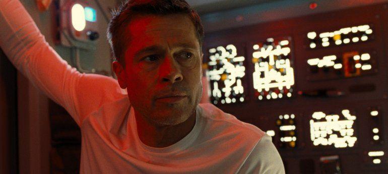 """Brad Pitt y James Gray asumen un gran riesgo con """"Ad Astra"""""""