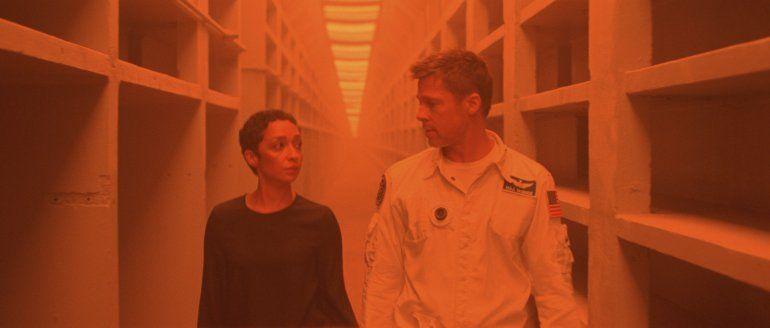 """Reseña: """"Ad Astra"""", una odisea del espacio con Brad Pitt"""