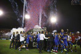 cruz azul vence a tigres y es campeon de la leagues cup
