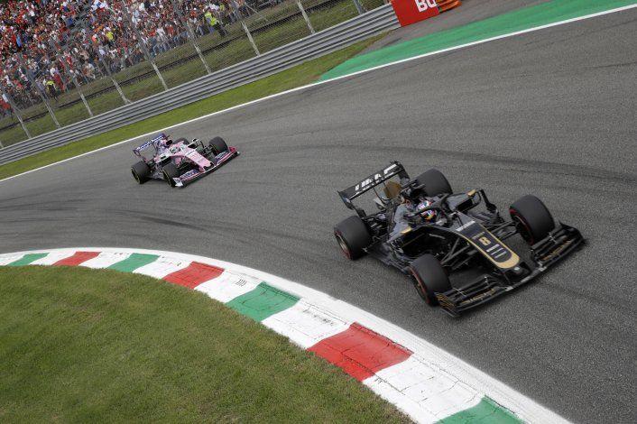 F1: Haas repetirá con Grosjean y Magnussen en 2020