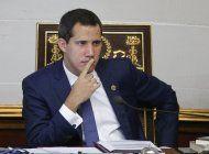 consultor politico venezolano:  guaido y leopoldo lopez estan salpicados por la corrupcion