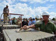 cubanos desempleados por la nueva crisis energetica seran enviados a trabajar a la agricultura y construccion