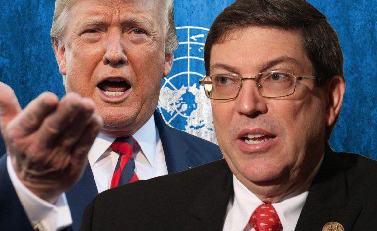 Cuba califica de vulgar calumnia expulsión de EEUU de diplomáticos cubanos de misión de la ONU