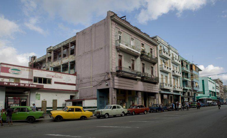 Crisis energética en Cuba: horas en fila para cargar gas