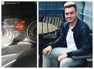 nieto de fidel castro agradece a dios en instagram por haber logrado llenar su tanque de gasolina