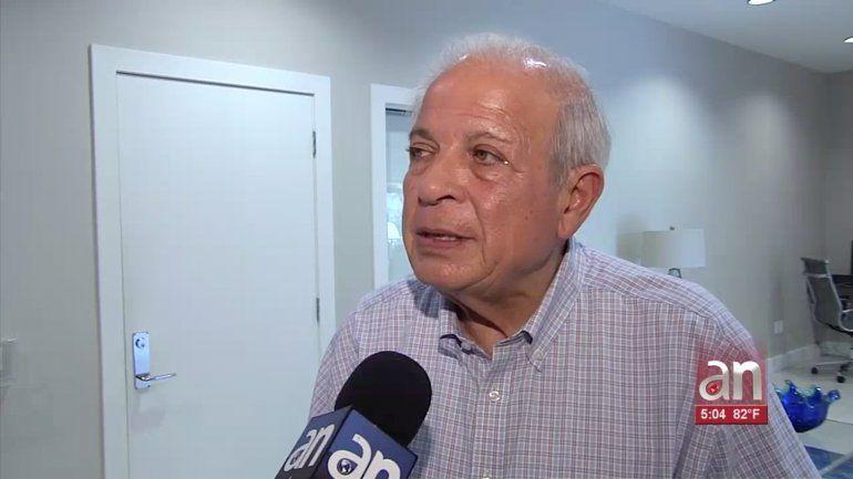 Entrevista exclusiva con Tomas Regalado tras su renuncia de Radio y TV Martí