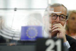 juncker: un brexit ?duro? requerira una frontera en irlanda