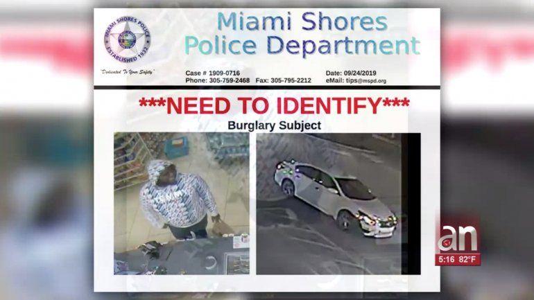 Buscan a hombre que  se fue de compras después de robar un auto y la billetera de la víctima