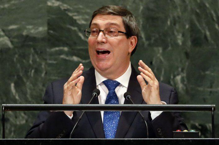 Brasil y Colombia apoyan a Estados Unidos en resolución contra el embargo a Cuba