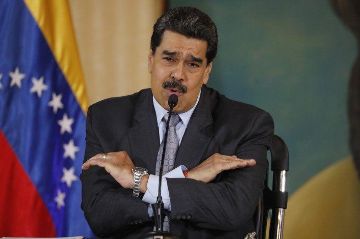 Venezuela: Maduro se muestra dispuesto a retomar diálogos