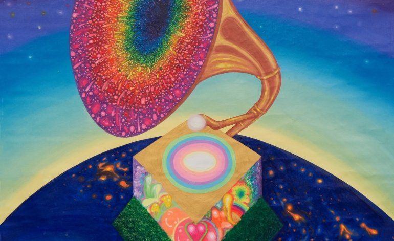 Pintor Alberto Lago es el artista oficial del Latin Grammy