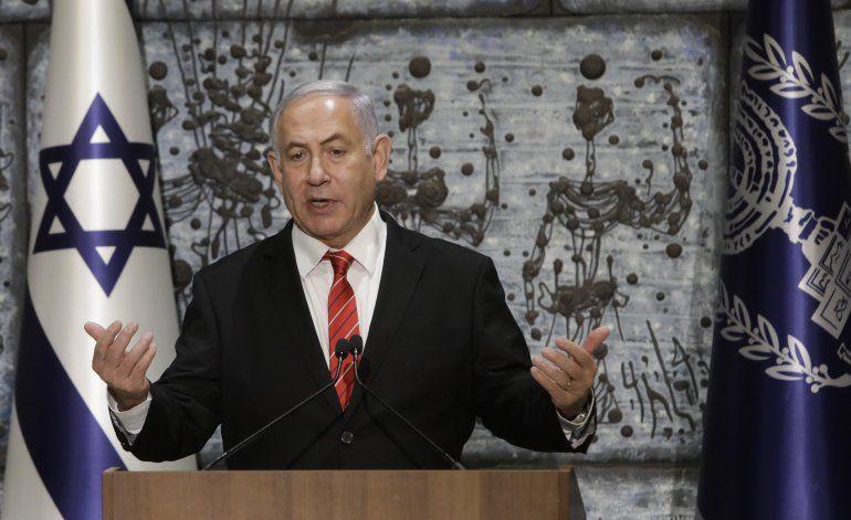 Inicia audiencia de Netanyahu por presunta corrupción