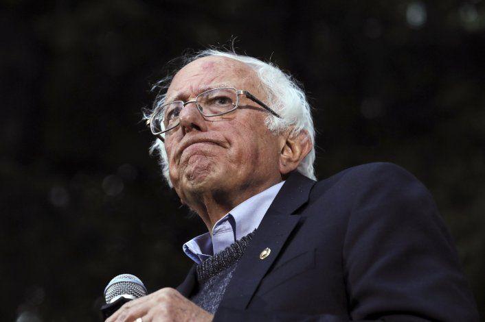 Sanders sometido a intervención cardíaca, suspende campaña