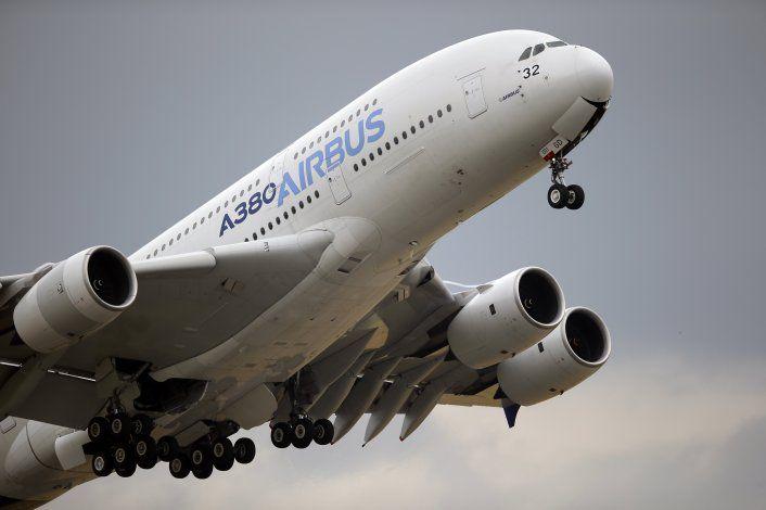 EEUU anuncia aranceles a la UE por caso Airbus