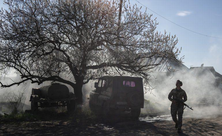 Europa elogia nuevo acuerdo de Ucrania con los separatistas