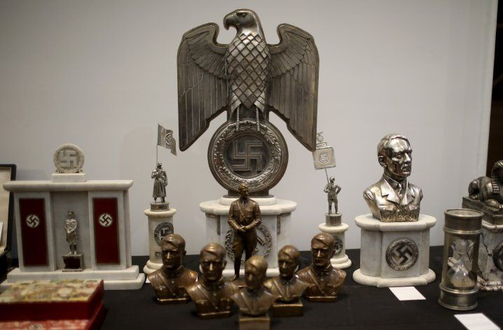 Museo Holocausto custodia mayor colección nazi de Argentina