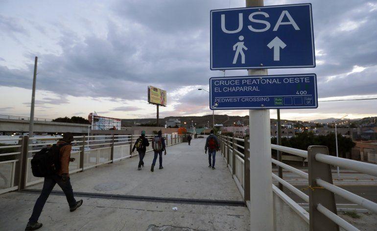 EEUU ampliaría toma de muestras de ADN en fronteras