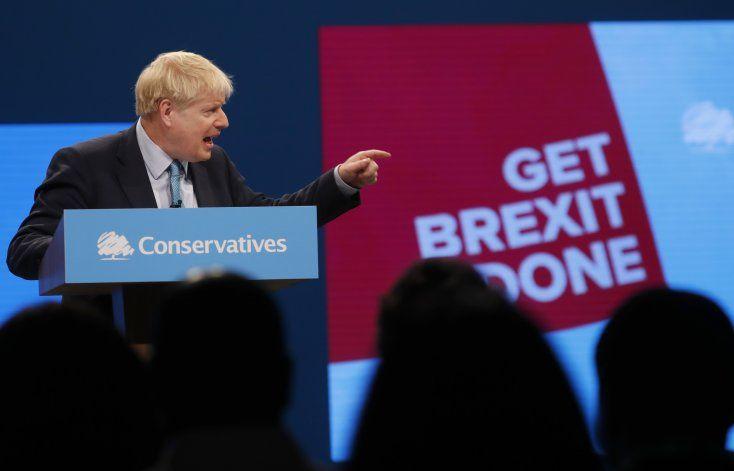Boris Johnson lleva su nuevo plan de Brexit al Parlamento
