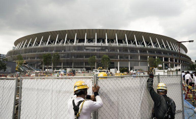 Sindicato pide inspecciones en sedes de Tokio 2020