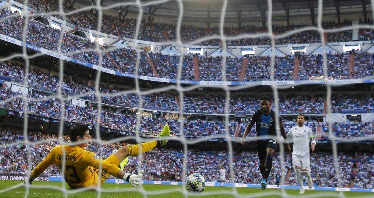 Real Madrid tiene un debate en la portería