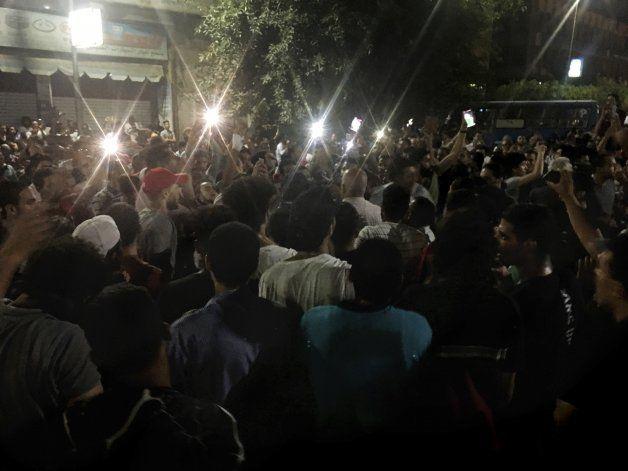 Egipto libera a 3 extranjeros arrestados durante protestas