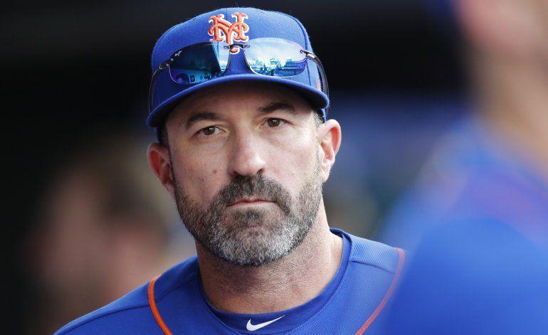 Mets despiden al manager Mickey Callaway tras 2 temporadas